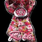 orologio donna fiocco rosa fashion moderno vintage