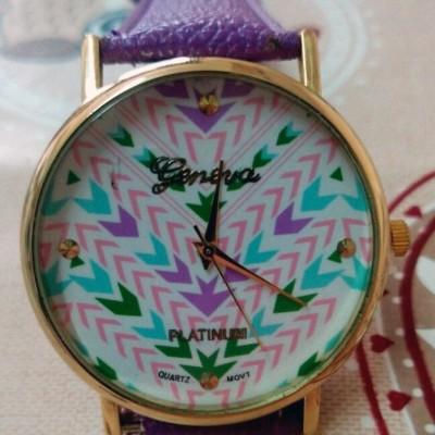 orologio donna geneva atzec viola
